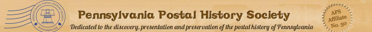 Pennsylvania Postal History Society